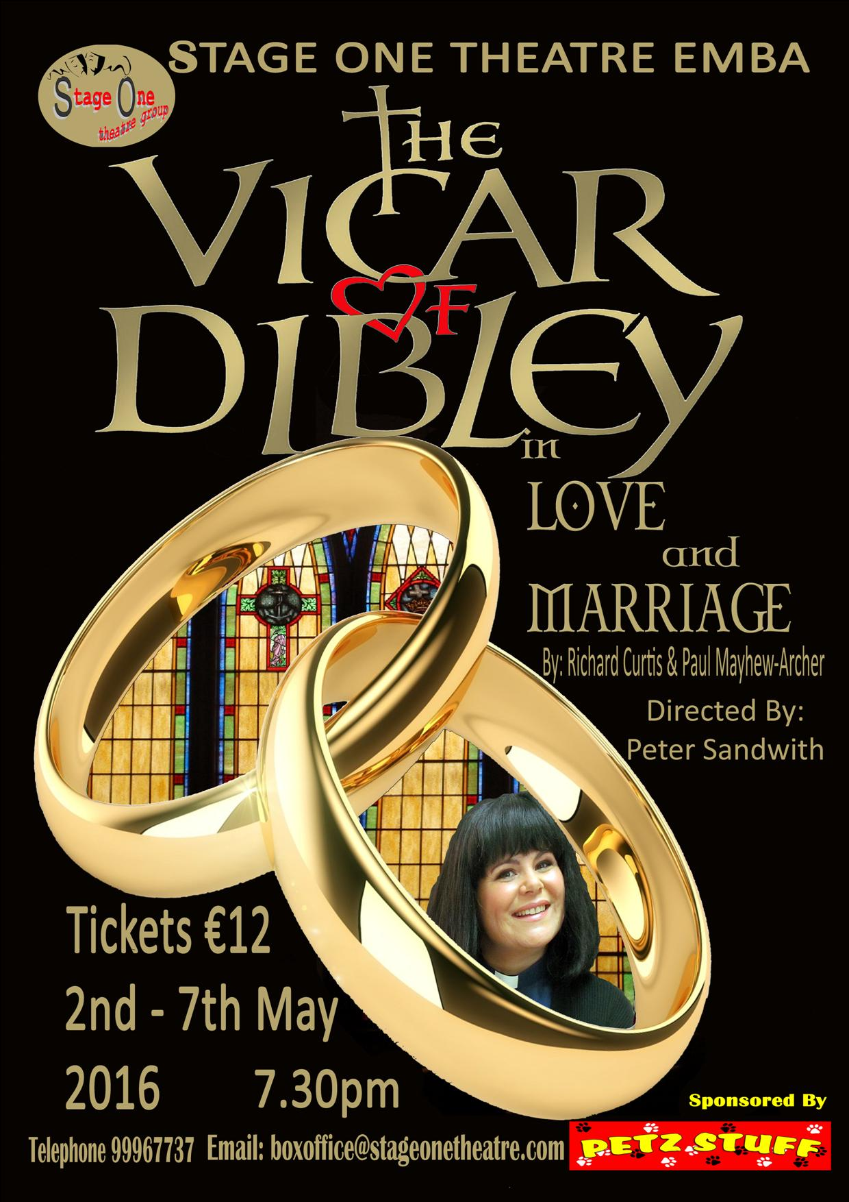 The Vicar of Dibley in Love and Marriage